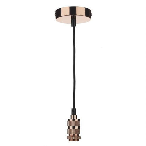 1 Light E14 Decorative Suspension Copper SP0164